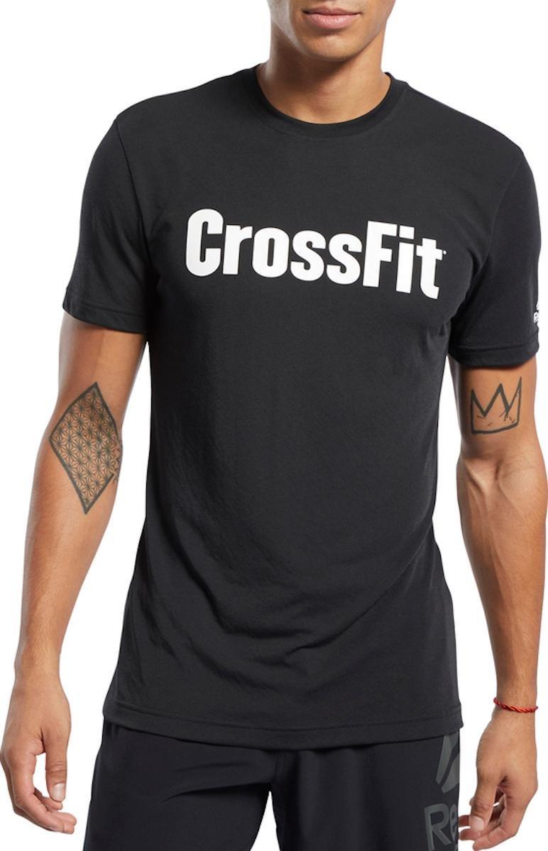 T-Shirt Reebok RC CrossFit Read Tee