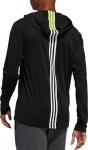Pánské tréninkové tričko s dlouhým rukávem a kapucí adidas FreeLift 3-Stripes