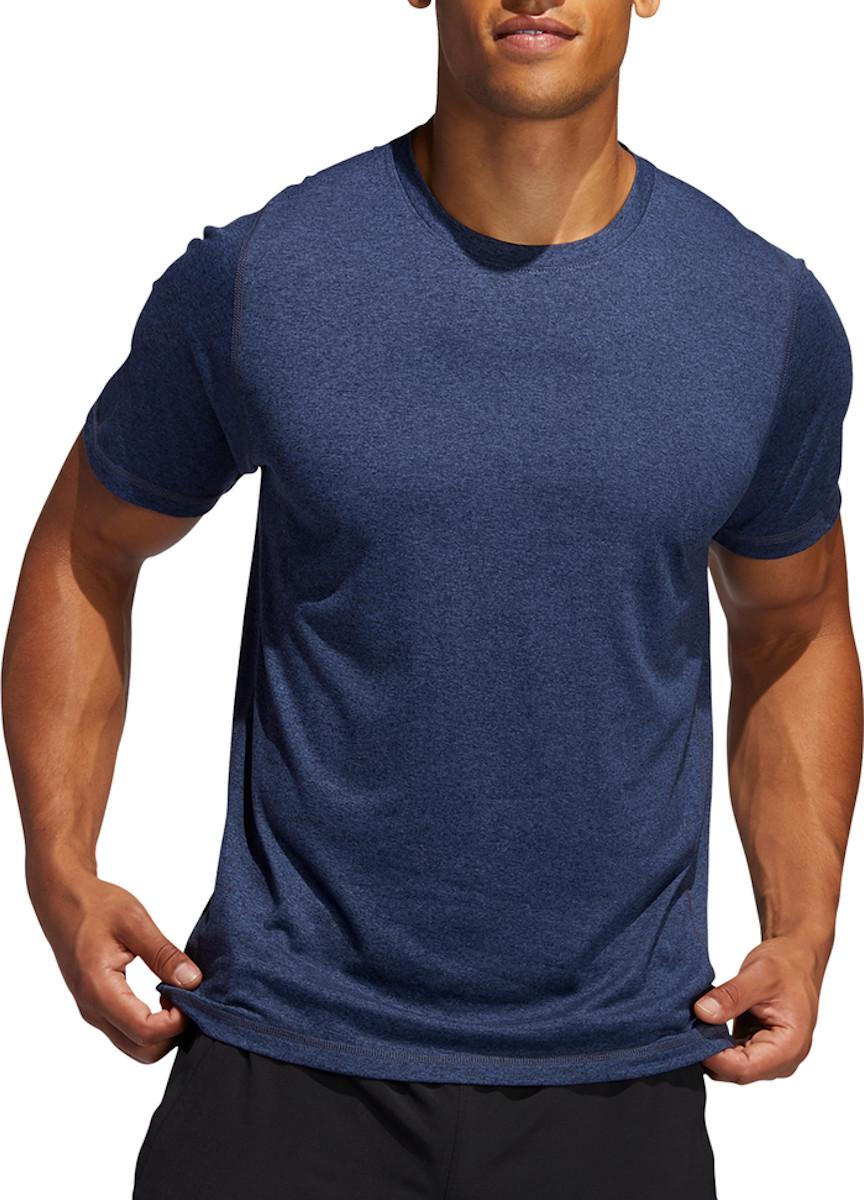 Final Interesar Hierbas  T-shirt adidas FREELIFT SPORT ULTIMATE HEATHER SS TEE - Top4Fitness.com