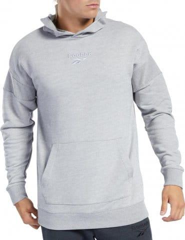 Sweatshirt met capuchon Reebok TE MELANGE OTH HOODIE