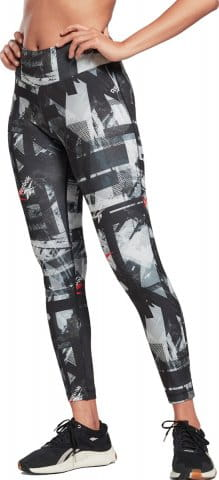 WORKOUT READY MYT PRINTED TIGHTS W