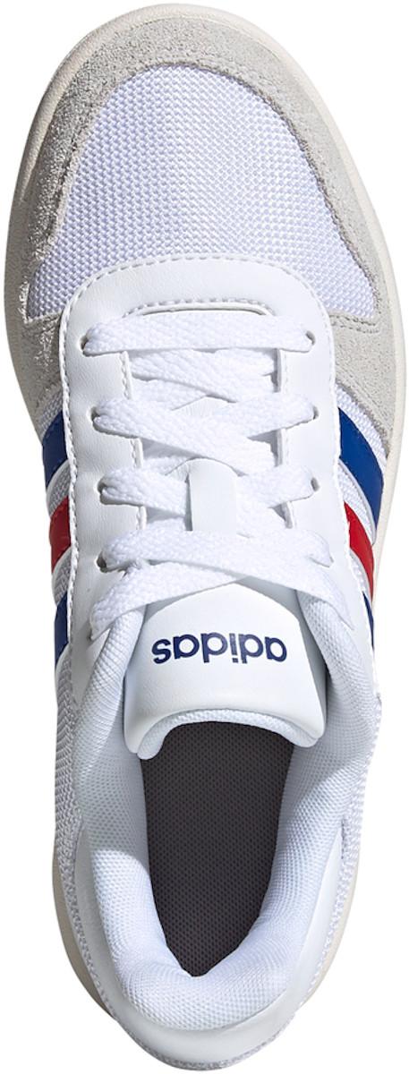 Pogo stick jump Agresivo diente  Shoes adidas HOOPS 2.0 K - Top4Running.com