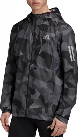 OWN THE RUN JKT CAMO