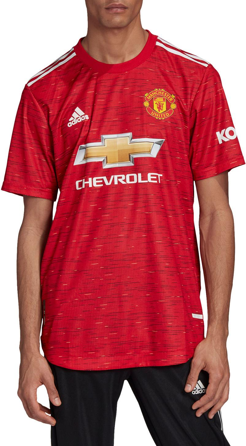 Shirt Adidas Manchester United Home Jersey Authentic 2020 21 Top4football Com