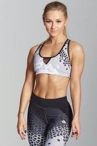 Gym Glamour White Honey Combs