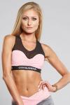 Gym Glamour Pink Mesh