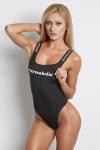 Gym Glamour Bodyčko Černé