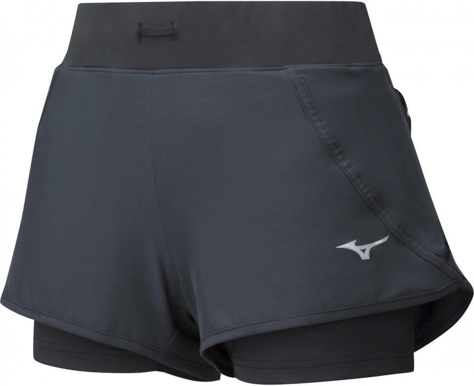 Pantalón corto Mizuno Mujin 2in1 4.5 Short