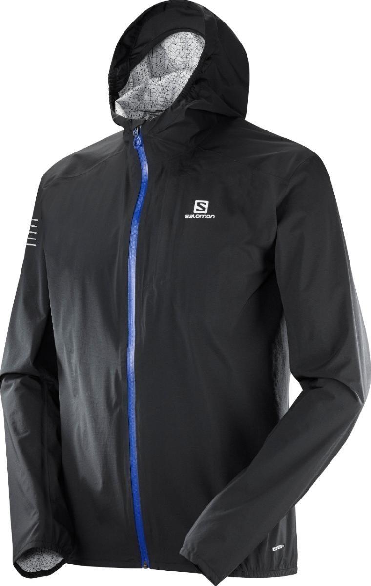 Hooded jacket Salomon BONATTI WP JKT M