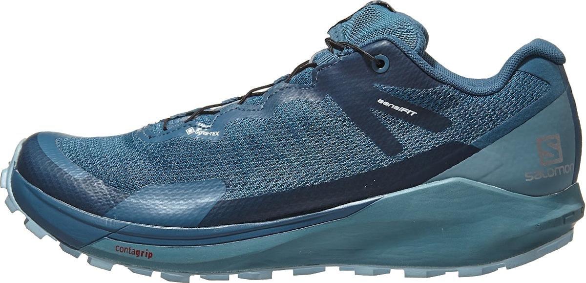 Chaussures de trail Salomon SENSE RIDE 3 GTX INVIS. FIT W