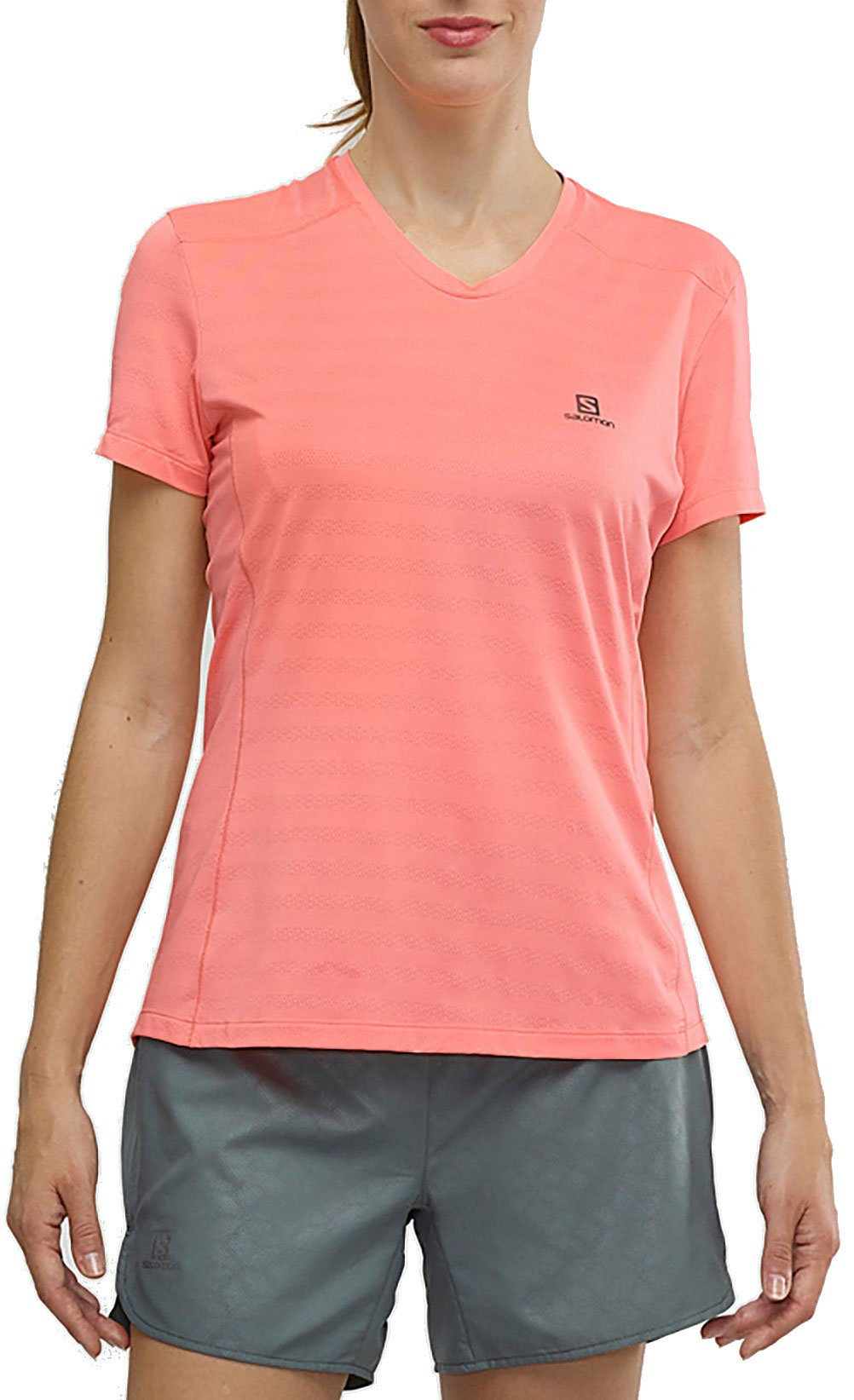 Dámské běžecké tričko s krátkým rukávemSalomon XA