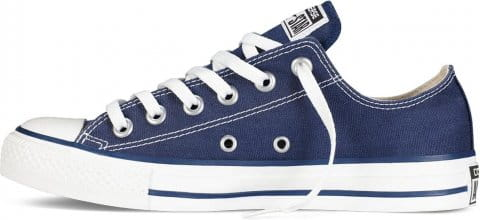 converse chuck taylor as low sneaker dunkel