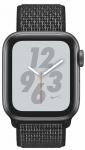 Apple Apple Watch + Series 4 GPS, 40mm Space Grey Aluminium Case with Black Sport Loop Karórák