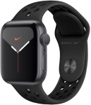 Reloj Apple Apple Watch Series 5 GPS, 40mm Space Grey Aluminium Case with Anthracite/Black Sport Band