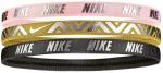 Čelenka Nike METALLIC HAIRBANDS 3 PACK