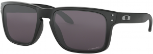 OAKLEY Holbroook Matte Black w/ PRIZM Grey