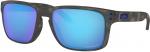Sluneční brýle Oakley OAKLEY Holbrook Mtt Blk Tort w/ PRIZM Sapph Pol