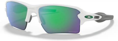 Sonnenbrillen Oakley Flak 2.0 XL Pol White w/ PRIZM Jade