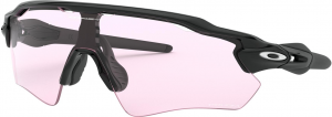 OAKLEY Radar EV Path Pol Blk w/ PRIZM Low Light