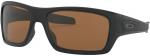 Sluneční brýle Oakley OAKLEY Turbine Matte Black w/ PRIZM Tngstn Pol