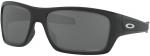 Sluneční brýle Oakley OAKLEY Turbine Mtt Blk w/ PRIZM Black