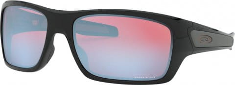 Slnečné okuliare Oakley OAKLEY Turbine Pol Blk w/ PRIZM Snw Spph