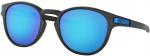Sluneční brýle Oakley OAKLEY Latch Matte Black w/ PRIZM Sapph