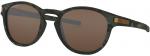 Sluneční brýle Oakley OAKLEY Latch Olive Camo w/ PRIZM Tngstn
