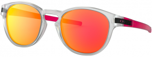 OAKLEY Latch Crystal Pop w/ PRIZM Ruby
