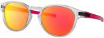 Sluneční brýle Oakley OAKLEY Latch Crystal Pop w/ PRIZM Ruby