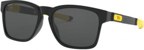 Sonnenbrillen Oakley OAKLEY Catalyst VR46 Polished Black w/Grey