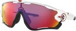 Sluneční brýle Oakley OAKLEY Jawbreaker Polished White w/ Prizm Road