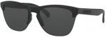 Sluneční brýle Oakley OAKLEY Frogskins Lite Matte Black w/ Grey