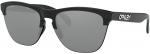 Sluneční brýle Oakley OAKLEY Frosgkins Lite PolBlk w/ PRIZM Blk