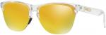 Sluneční brýle Oakley OAKLEY Frogskins Lite PolClr w/ 24K Irid