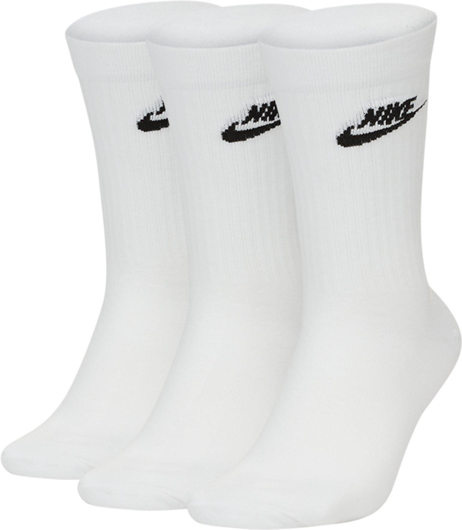 Socks Nike U NK NSW EVRY ESSENTIAL CREW