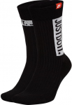 Ponožky Nike U SNKR SOX CREW 2PR - JDI