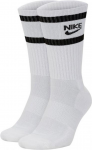 Nike U NK HERITAGE CREW 2PR Zoknik