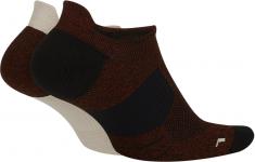 Neviditelné ponožky (2 páry) Nike Multiplier