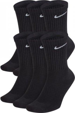 Čarape Nike U NK EVERYDAY CUSH CREW 6PR-BD