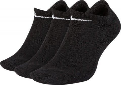 Everyday Cushion No-Show 3 pairs