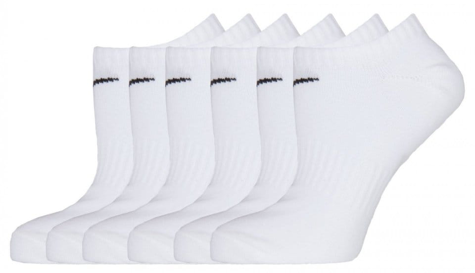 Chaussettes Nike U NK EVERYDAY LTWT NS 6PR-BAND
