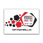 Dárkový poukaz Top4Football
