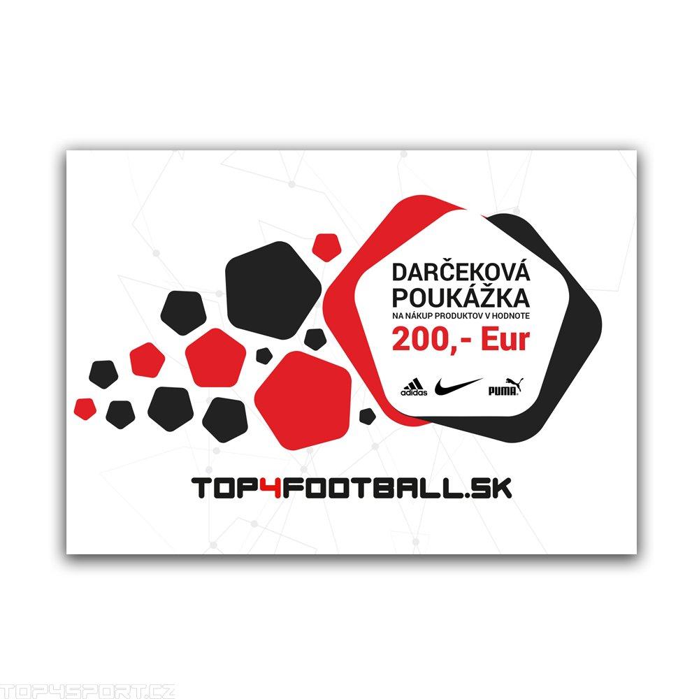 Dárkový poukaz Top4Football.sk
