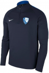 vfl zip top kids blau f451