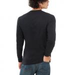Triko s dlouhým rukávem Vans CLASSIC LS