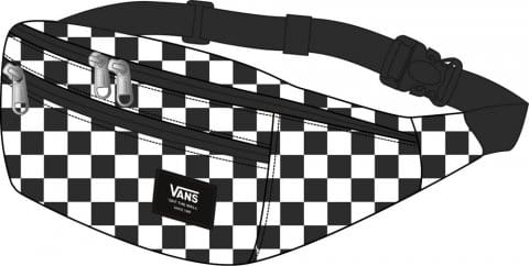 MN WARD CROSS BODY P Black/White Che