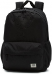 WM PEANUTS TONAL REALM PLUS BACKPACK Black