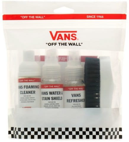 MN VANS SHOE CARE TRAVEL KIT - GLOBAL