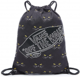 WM BENCHED NOVELTY BACKPACK BLACK CAT